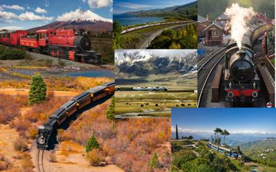 6 Jalur Kereta Api Paling Spektakuler Di Dunia