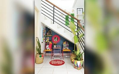 3 Tip Mendesain Rumah Gaya Eklektik