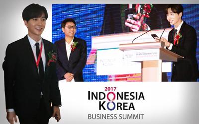 Diundang Indonesia-Korea Business Summit 2017, Leeteuk Super Junior Undang Juga Presiden Joko Widodo Nonton Super Show