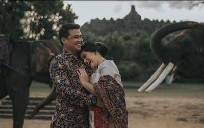 Anggunnya Putri Presiden Jokowi, Kahiyang Ayu dan Bobby Nasution Dalam Foto Pre Wedding