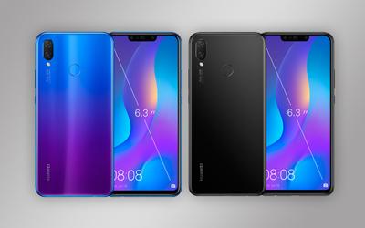 Huawei Nova 3i, Ponsel Kelas Premium Seharga 4,1 Juta