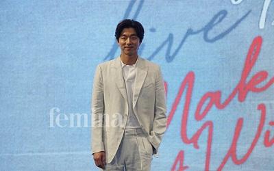 """Eksklusif dari Konferensi Pers Gong Yoo Di Hong Kong: """"Saya Tidak Keberatan Beradegan Pamer Tubuh di Film dengan Pesan Bagus"""""""