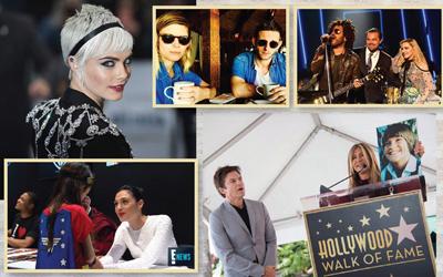 10 Momen Selebritas Minggu Ini: Leonardo DiCaprio dan Kate Winslet Reuni 20 Tahun Titanic hingga Gal Gadot Bertemu Penggemar Cilik Wonder Woman