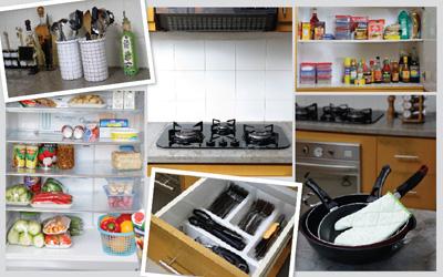 Strategi Dapur Selama Asisten Rumah Tangga Cuti
