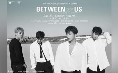 CNBLUE Siap Gelar Konser di Jakarta Pada 15 Juli Mendatang