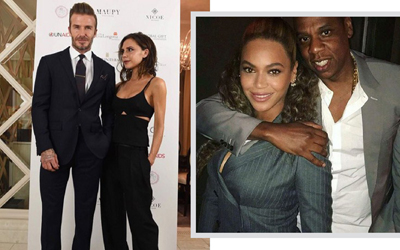 Tip Bercinta dari Pasangan Victoria-David Beckham dan Beyonce-Jay Z