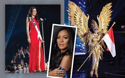 5 Fakta tentang Kezia Warouw, Miss Universe Indonesia 2016