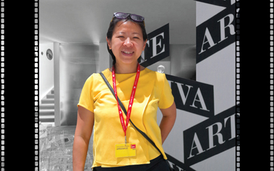 Seni Lintas Batas Bagi Tintin Wulia, Wakil Indonesia di Venice Art Biennale 2017