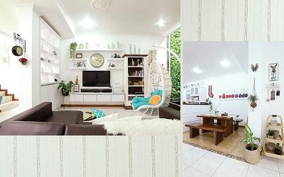 5 Cara Memadukan Warna Hijau dalam Elemen Dekorasi Rumah