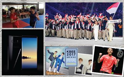 5 Berita Heboh Sepekan: Insiden Bendera Indonesia Terbalik di SEA GAMES 2017 Hingga Rencana Kedatangan Super Junior D&E ke Jakarta
