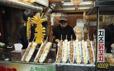 Jeonju, Kota dengan Bibimbap Paling Terkenal di Korea Selatan