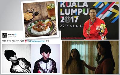 Kaleidoskop 2017: Surat Cinta untuk Starla Mengungguli Pengabdi Setan dan Setya Novanto Sebagai Penelusuran Terpopuler di Google