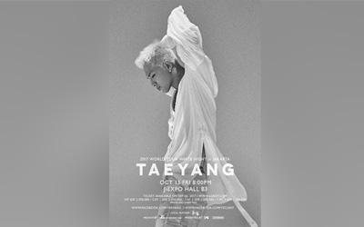 Siap Menonton Aksi Taeyang di Konser Taeyang 2017 World Tour White Night In Jakarta? Dapatkan Tiketnya Segera!