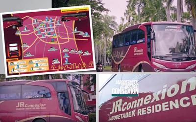 JR Connexion, Pilihan Baru Transportasi Umum Jabodetabek yang Nyaman