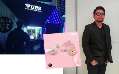 UBS Gold Siapkan Kejutan di Jakarta Fashion Week 2017