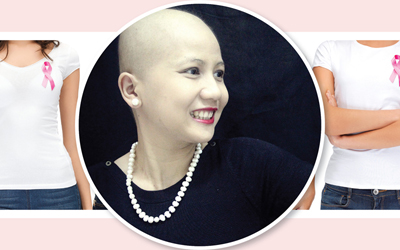 Kisah Inspiratif Penyintas Kanker Payudara: Rizka Fardy, Sebarkan Wawasan SADARI