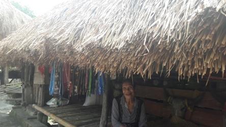 Kampung Tarung, Kampung Adat Marapu Sumba Barat Terbakar