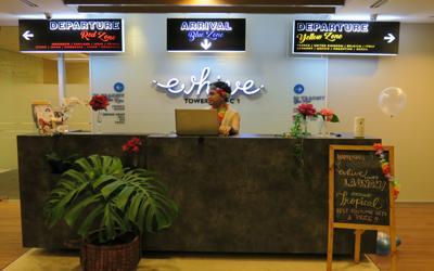 EV Hive, Sediakan Ruang Bagi Pekerja Kreatif