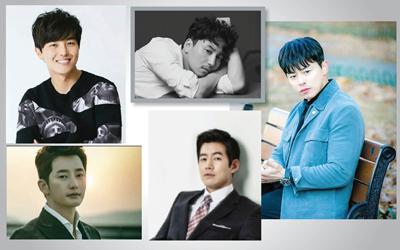 Di Usia Matang, 5 Bintang Korea Ganteng ini Masih Belum Berkeluarga