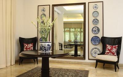 3 Tip Tata Letak Memorabilia di Foyer Rumah