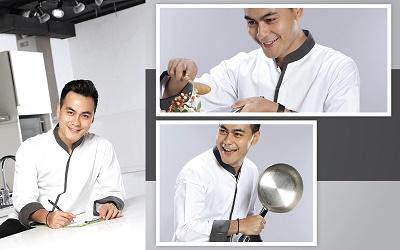 Steby Rafael, Chef Traveller Asal Lampung yang Rajin Mengeksplorasi Bahan Lokal