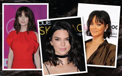 5 Inspirasi Tren Rambut 2017 dari Selebritas: Kendall Jenner hingga Rihanna