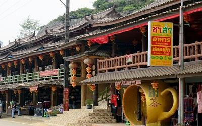Berkunjung ke Desa Ban Rak Thai, Tiongkok Kecil di Mae Hong Son