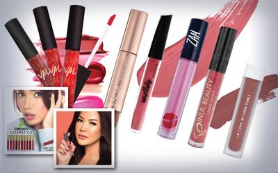 4 Lipstik Lokal dari Selebritas dan Beauty Blogger yang Wajib Anda Coba, Dari ZAM by Zaskia Adya Mecca Hingga BLP by Lizzie Parra