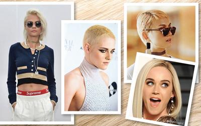 Rambut Pirang ala Katy Perry, Agnez Mo, Cara Delevingne, Kristen Stewart dan 3 Cara Perawatannya
