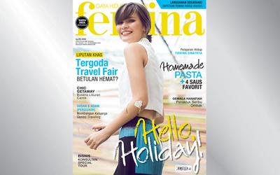 Femina Edisi 46/2016