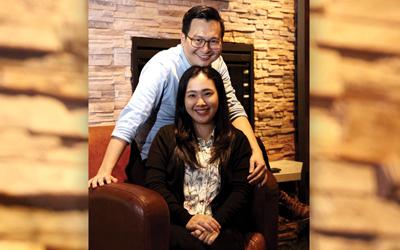 Kisah Michael Tjandra & Jeniffer Natapura Merajut Masa Depan