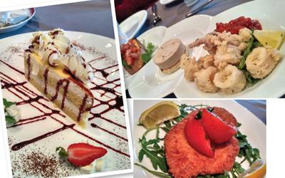 Business Lunch dari Dapur Italia di Ristorante da Valentino