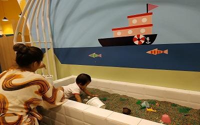 Buumi Playscape, Tempat Bermain Anak Sambil Belajar di Pacific Place Mall