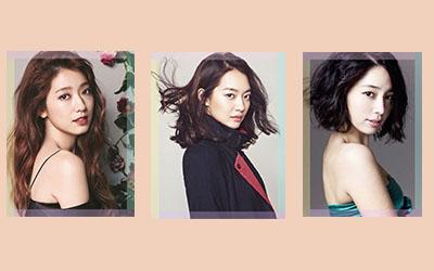 3 Gaya Wavy Hair ala Bintang Korea