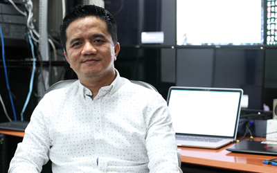 Ruby Alamsyah, Detektif Digital