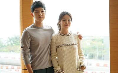 Setelah Bikin Heboh, Ini Pernyataan Song Joong-ki dan Song Hye-kyo Mengenai Rencana Pernikahan Mereka