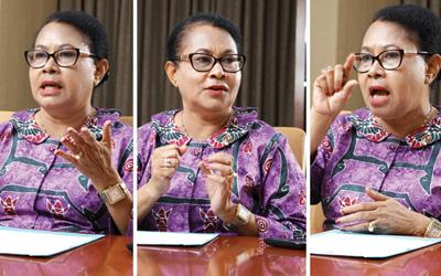 Menteri Yohana Yembise: Tekan Kejahatan Seksual Lewat Penguatan Keluarga