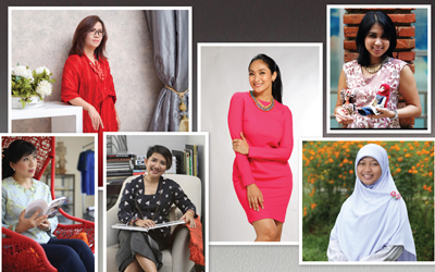 6 Wanita Inspiratif Bicara Soal Perjuangan Mereka dalam Semangat Kartini