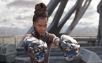 Sosok Cemerlang Letitia Wright, Pemeran Shuri, Putri Wakanda di Black Panther