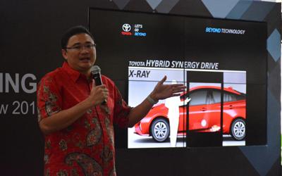 GIIAS 2017, Toyota Hadirkan 28 Display Produk