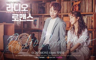 Radio Romance, Drama Terbaru Yoon Doo-joon dan Kim So-hyun Tentang Kisah Cinta Antara Penulis Naskah Radio dan Aktor Terkenal