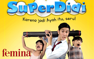 Pemenang Tiket Nonton SuperDidi