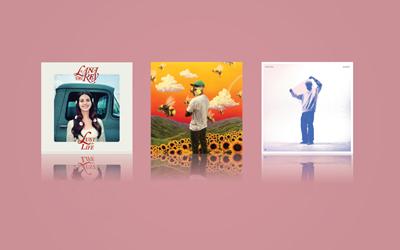 3 Musik Pilihan Minggu ini: Lust for Life – Lana del Rey Hingga Scum Flower Boy – Tyler