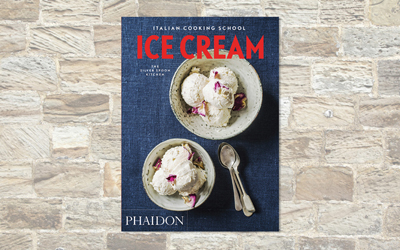 Buku Resep Italian Cooking School: Ice Cream