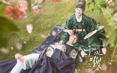 Moonlight Drawn by Clouds Menjadi Drama Seri Korea Paling Berpengaruh, Park Bo-gum Terus Menuai Pujian