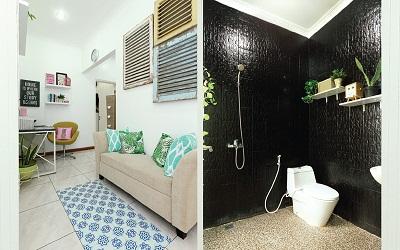 4 Cara Menyisipkan Warna Hijau di 7 Ruangan Rumah