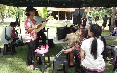 Indonesia Minim Film Anak, Ini Kata Mira Lesmana