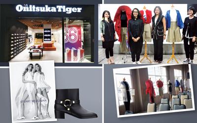 Editor's Choice: Tren Mode Bulan Ini, Baju Bioplastik Hingga Produk Sepatu Jepang Onitsuka