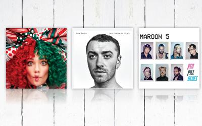 3 Musik Pilihan Minggu Ini: The Thrill of it All – Sam Smith Hingga Red Pill Blues – Maroon 5