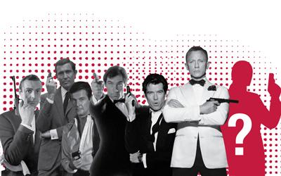 Dicari: The Next James Bond!